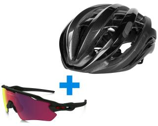 Casco Giro Aether MIPS + <b>Oakley</b> Radar EV Nero
