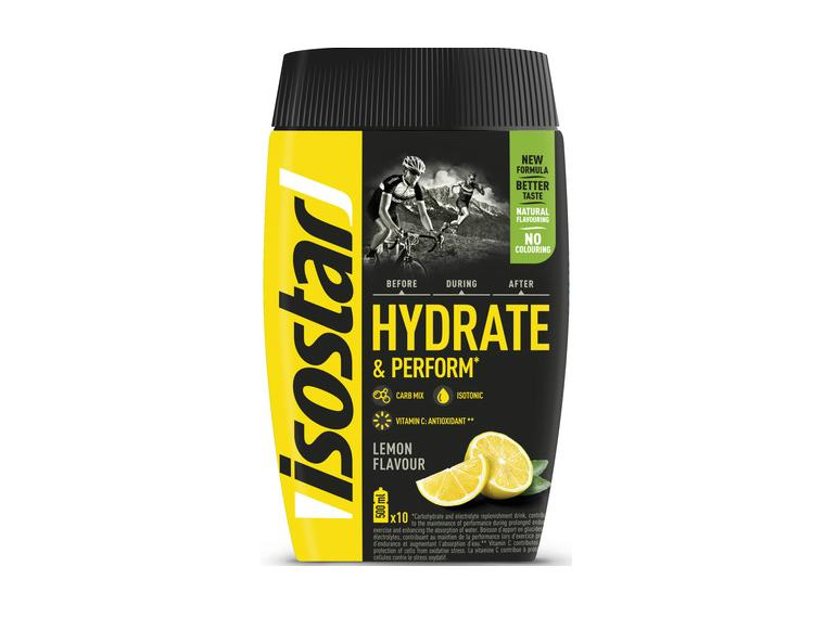 Isostar Hydrate & Perform Drink Citron