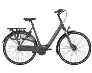 Gazelle Orange C7 Plus Citybike Schwarz / Damen