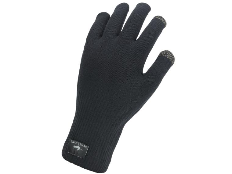 Sealskinz All Weather Ultra Grip Fietshandschoenen Zwart