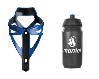 Tacx Deva + Mantel Bidon 500 ml Set Paars