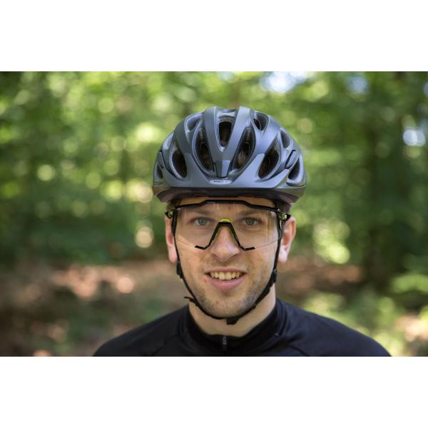 Bell Tracker MTB Cycling Helmet Yellow