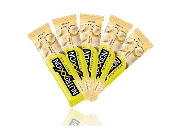 Nutrixxion Energy Bar 5-Pack Banana