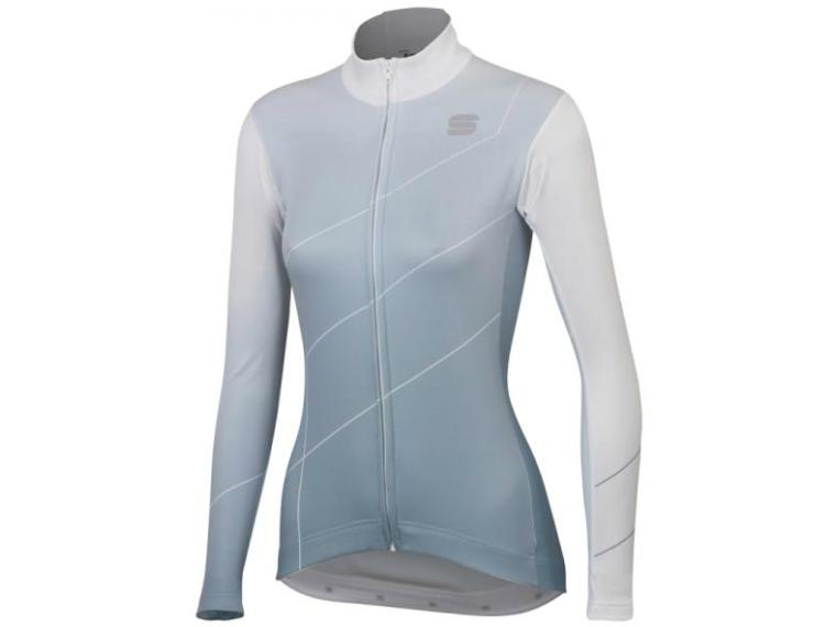 Sportful Shade W Fietsshirt Wit