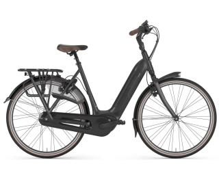 Gazelle Grenoble C8 HMB E-Bike Schwarz / Damen