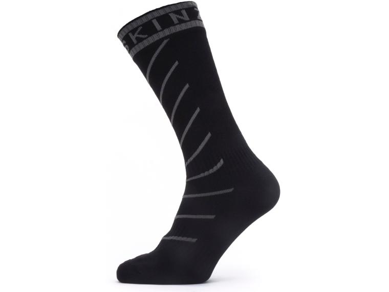 Sealskinz Warm Weather Mid hydrostop Fietssokken