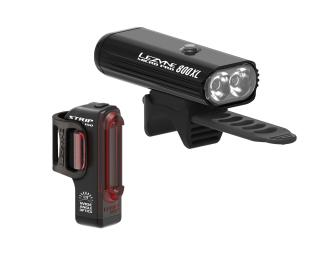 Lezyne Micro Drive Pro 800XL / Strip Drive Light Set