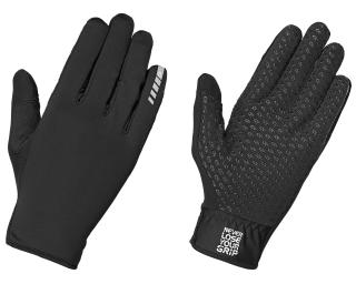GripGrab Raptor Windproof Lightweight Raceday Handschuh Schwarz
