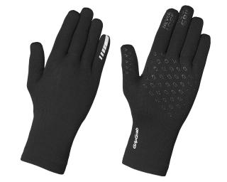 GripGrab Waterproof Knitted Thermal Fietshandschoenen Zwart