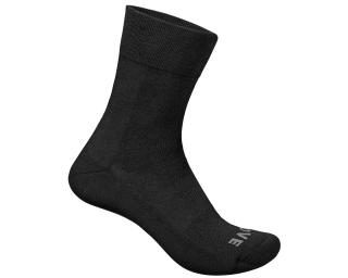 GripGrab Thermolite Winter SL Socken Schwarz