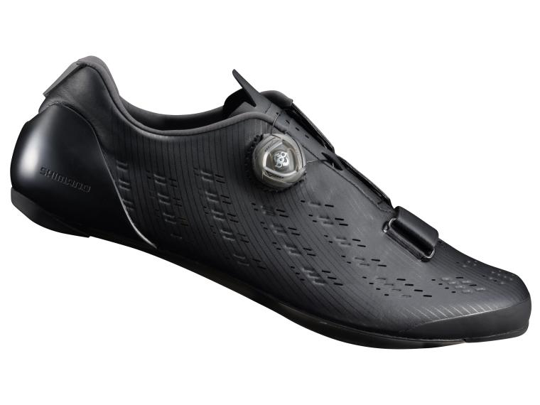 Shimano RP901 Road Shoes Black