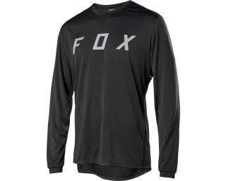 Fox Racing Ranger LS Fox Jersey MTB Shirt Zwart