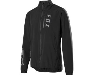 Maglia Fox Racing Ranger Fire Jacket Nero
