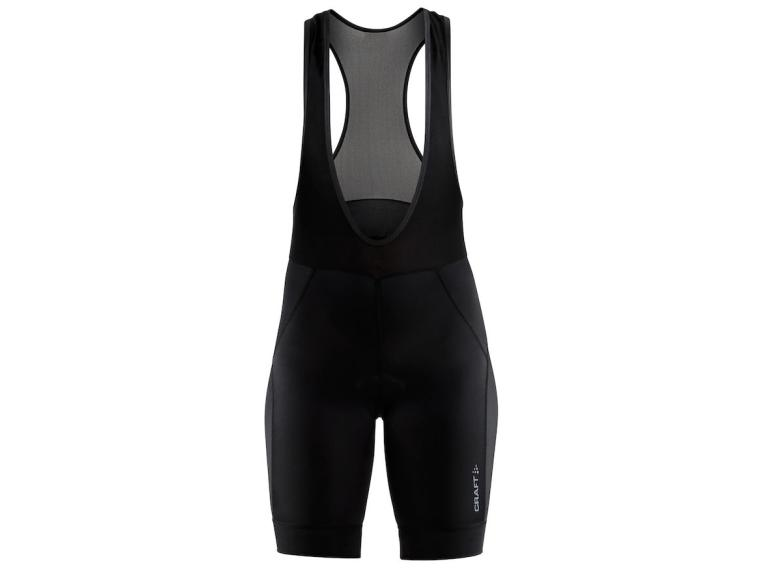 Craft Rise Bib Shorts Svart