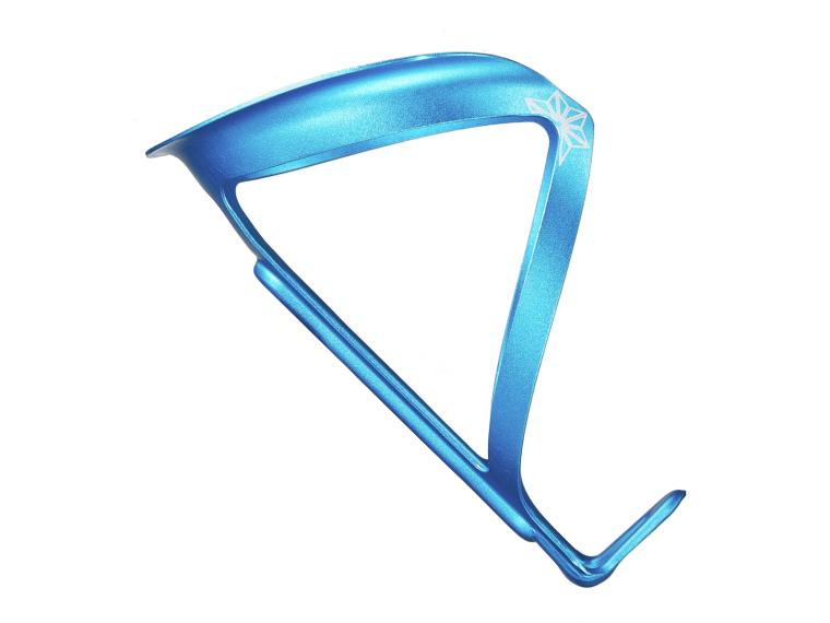 Supacaz Fly Cage Ano Bottle Cage Aqua