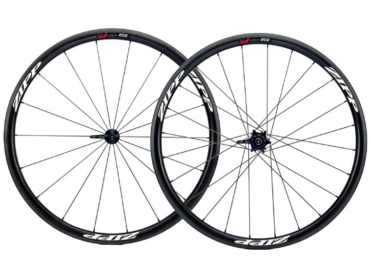Zipp 202 Firecrest Carbon Clincher Road Bike Wheels
