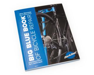 Park Tool Big Blue Book of Bicycle Repair 4th Edition