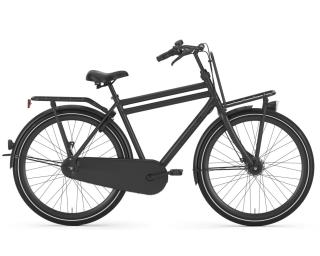 Gazelle PuurNL Midnight 7V Transportfiets Heren