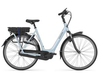 Gazelle Orange C8 HMS E-Bike Damen / Weiß