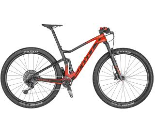 Scott Spark RC 900 Team Rot