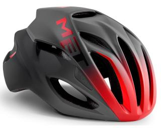 MET Rivale Helmet Grey / Red