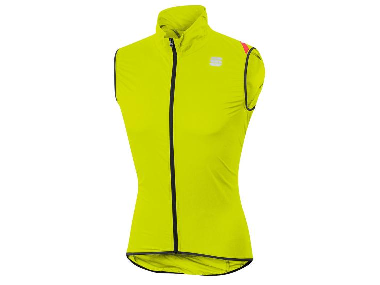 Sportful Hot Pack 6 Vest Wind Stopper Yellow