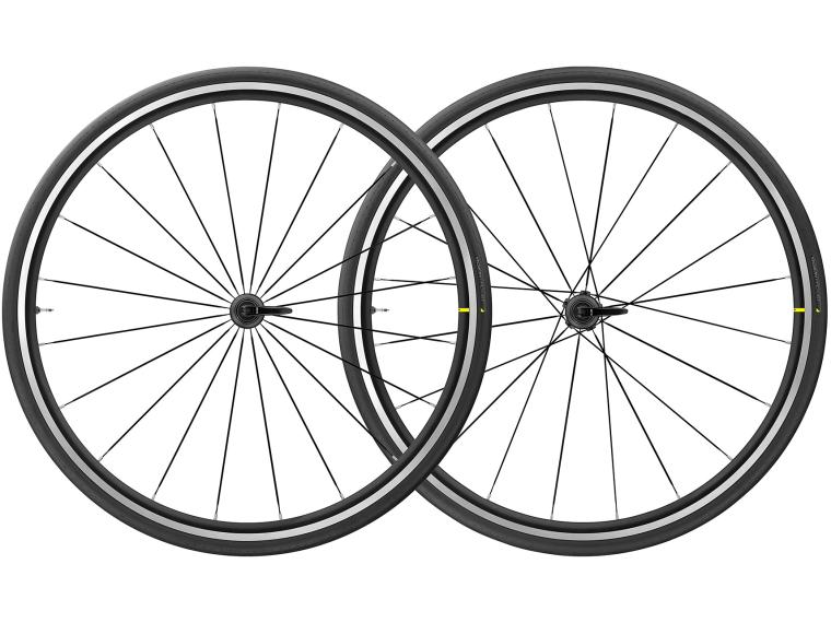 Mavic Aksium Elite UST Road Bike Wheels