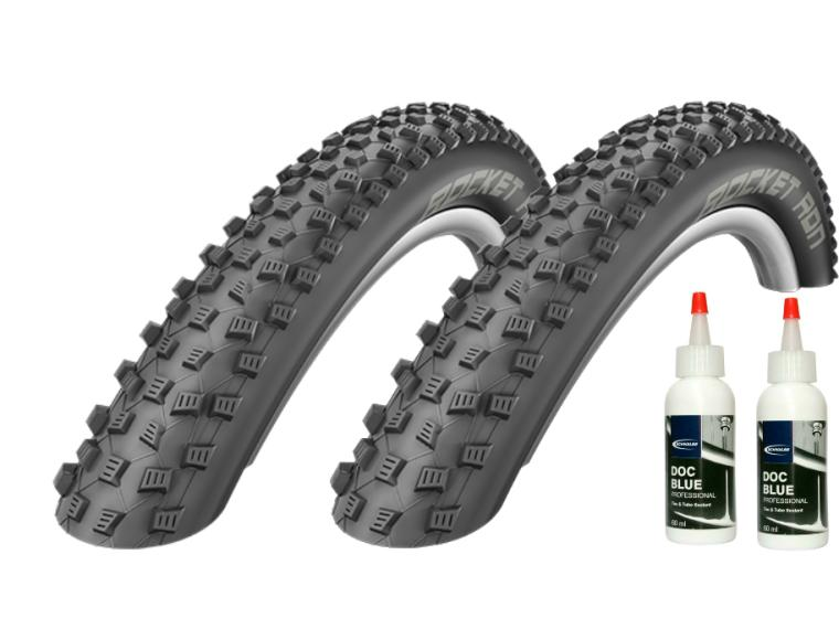 Schwalbe Rocket Ron + Latex