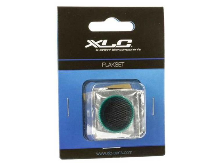 XLC Patches 25 mm Green