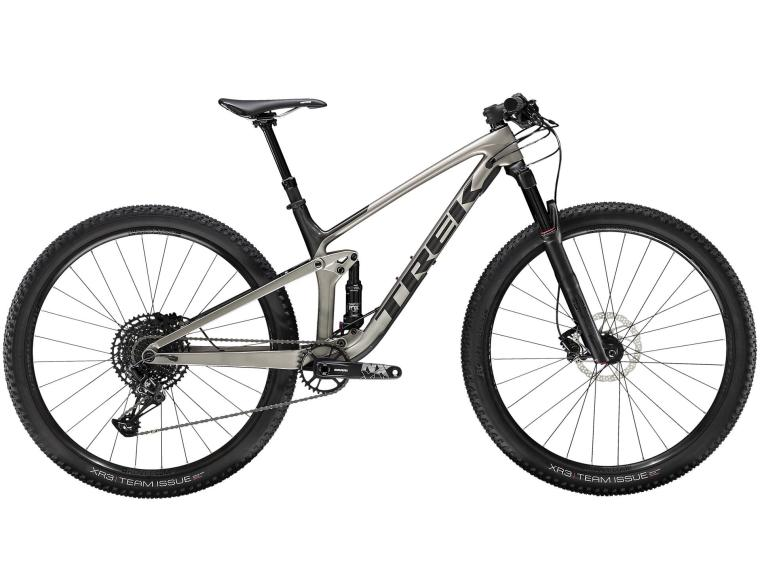 Trek Top Fuel 9.7 Gris