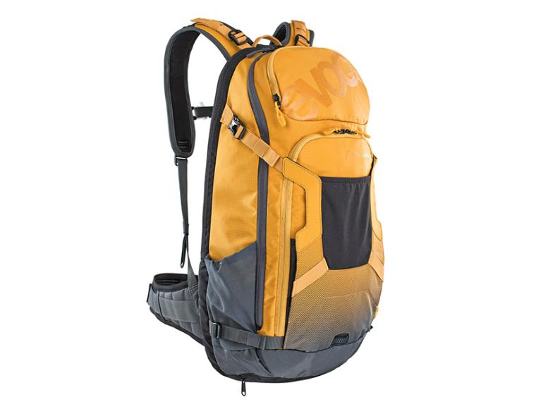 Sac à Dos Evoc FR Trail E-Ride Yellow/Grey