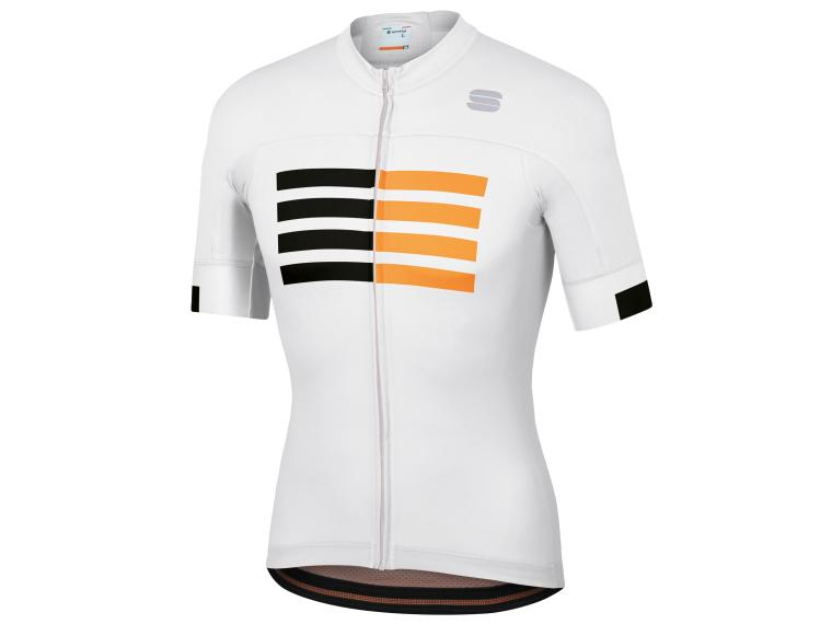Sportful Wire Fietsshirt Wit