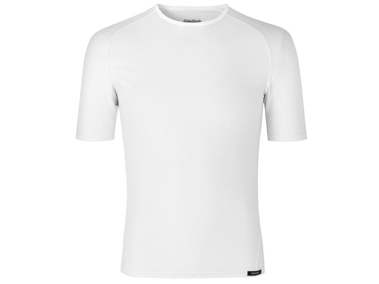GripGrab Ultralight Mesh SS Base Layer White