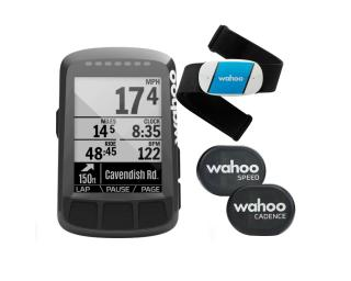Wahoo ELEMNT Bolt Cycle Computer Bundle