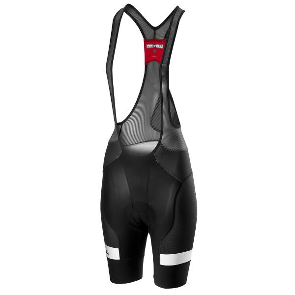 NEW 2020 Castelli VELOCISSIMA 2 Womens Cycling Bib Shorts BLACK