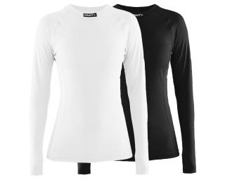Craft Active 2-Pack W Base Layer Black / White