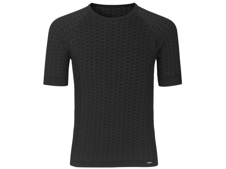 GripGrab Expert Seamless Lightweight Base Layer Black