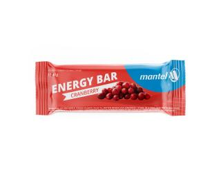 Mantel Energy Bar Canneberge