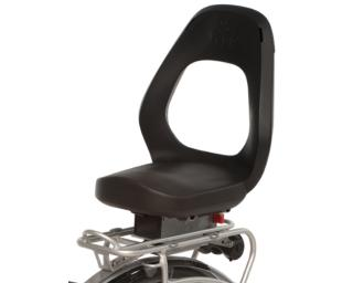 Yepp Junior Easyfit Rear Mounted Seat Black