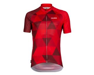 Calobra Triangles Jersey Red