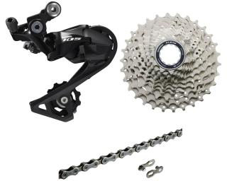 Shimano 105 R7000 Derailleur Upgrade Kit