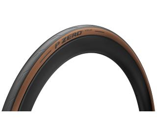 Pirelli P Zero Velo Road Bike Tyre Brown