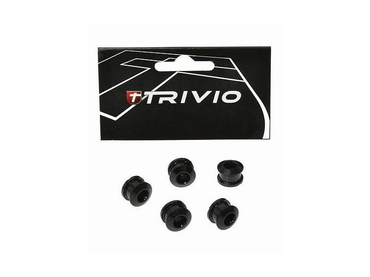 Vis de Plateau Trivio Bladbouten Single Speed Noir