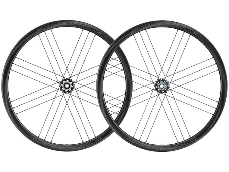 Campagnolo Bora WTO 33 Disc Brake Road Bike Wheels