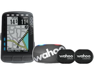Wahoo ELEMNT ROAM Stealth Bundle Cycle Computer