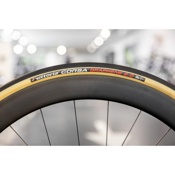 Skinwall//Black Details about  /Vittoria CORSA G2.0 GRAPHENE Clincher Tire 700x28C