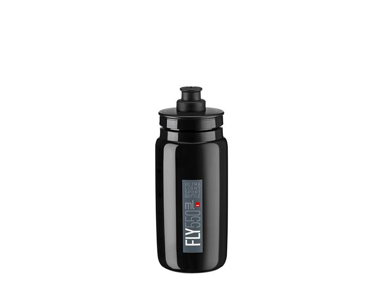 Elite Fly Water Bottle Black / 550 ml
