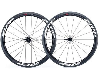 Zipp 303 Firecrest Tubular Road Bike Wheels Set / White