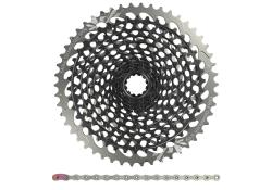 SRAM X01 Eagle 12-speed