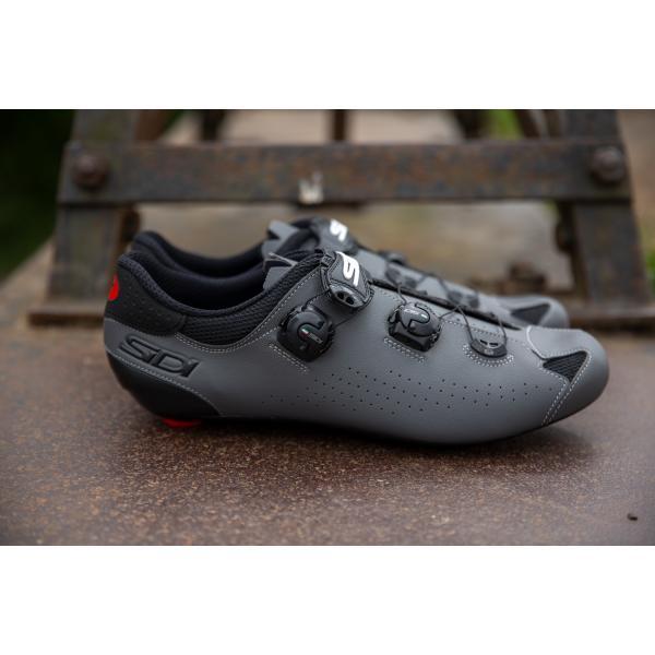 NEW 2020 Sidi GENIUS 10 Road Cycling Shoes BLACK//GREY